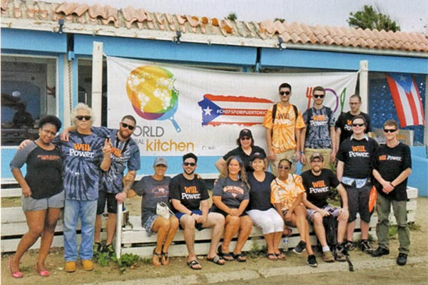 Students, Faculty, And Staff Travel To Puerto Rico