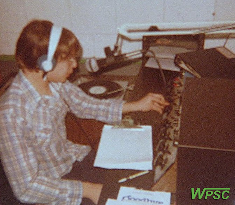 Joe Mongiardo, WPSC AM 590, 1978