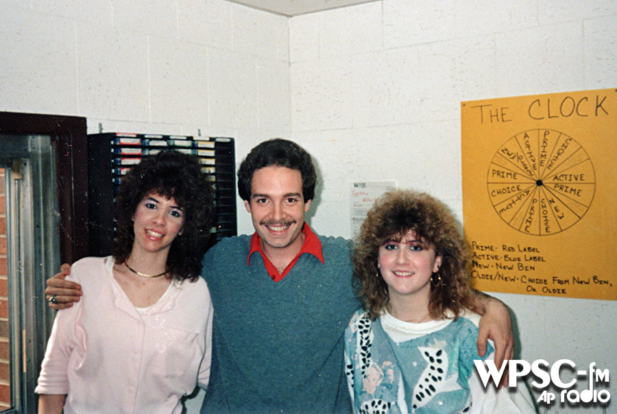 Kathy Hios, Eddie Schanil, & Lynn Gallagher