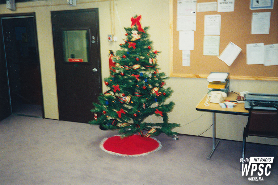 The WPSC-FM Christmas Tree, 1993