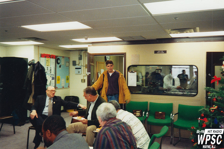 1993 Station Open House #3
