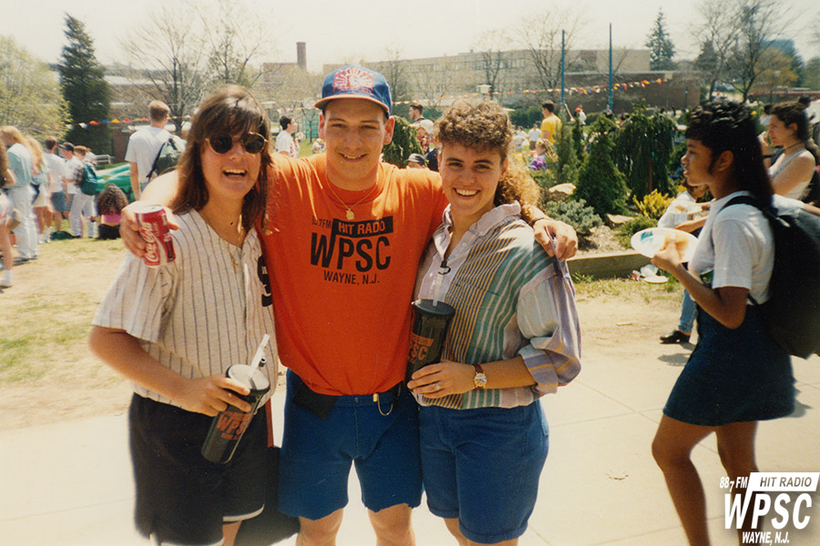 Spring-Fest 1994 Ken Christie with Contest Winners