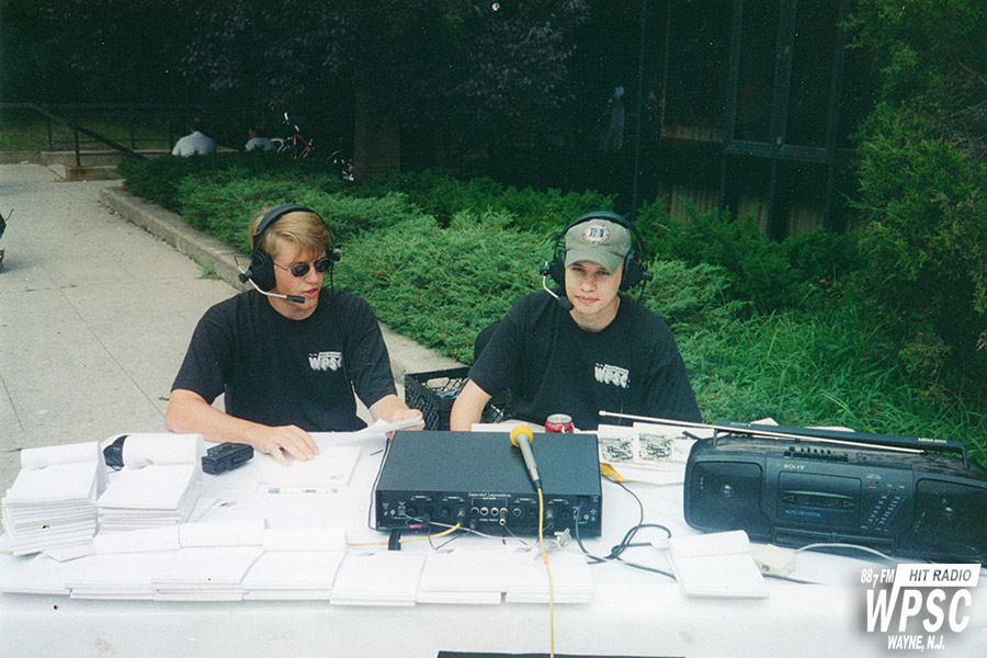 Mike Bonte & Mike Gavin Live On-Air