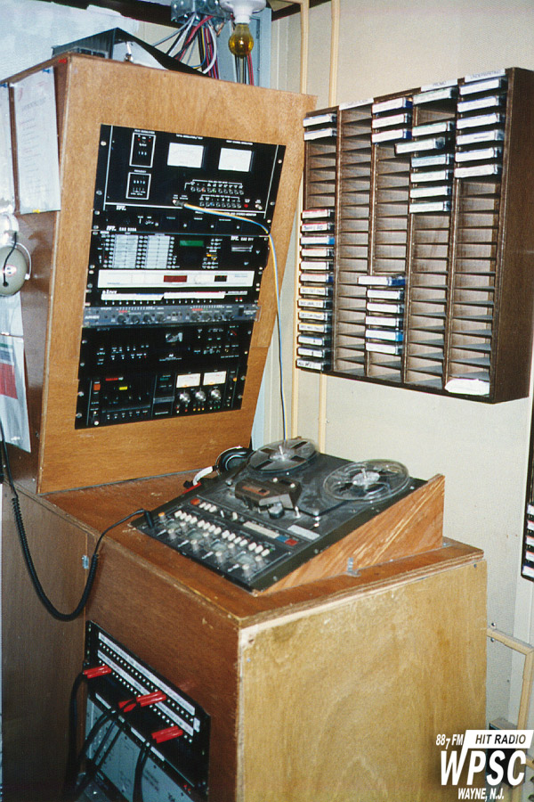 The Control Rack