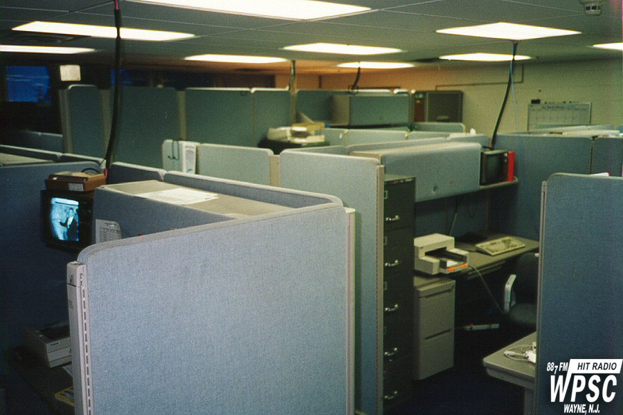 WPSC-FM Offices