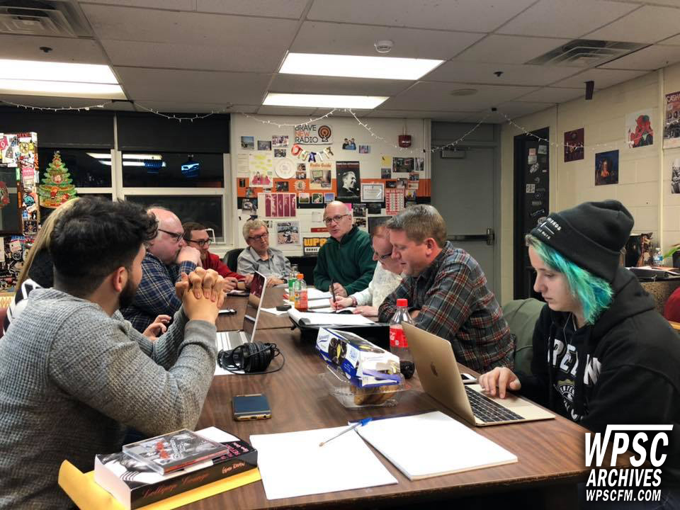 The WPSC-FM 30th Event Committee 11/28/18