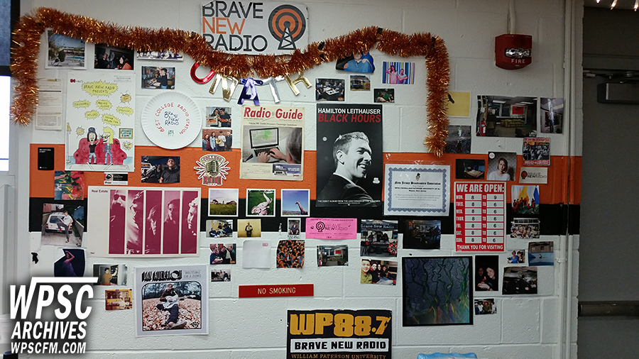 WPSC-FM Memories Wall Christmas 2018