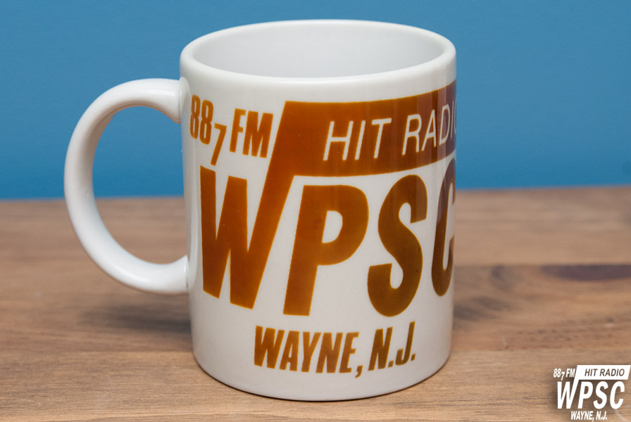 The WPSC-FM Coffee Mug