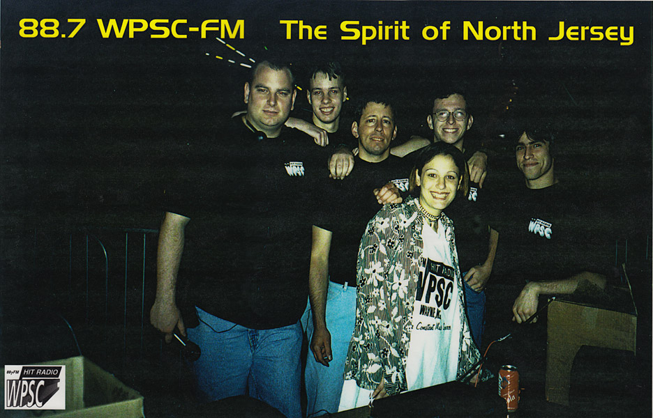 The WPSC-FM Hit Patrol On A Remote