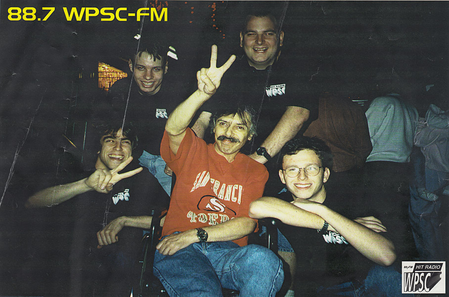 The WPSC-FM Hit Patrol With Jack